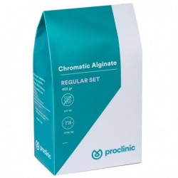 Alginate chromatique