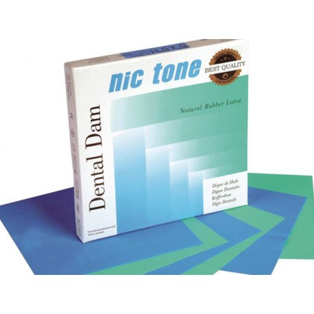 Digue latex nic tone