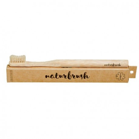 BROSSE A DENTS BAMBOU ADULTES