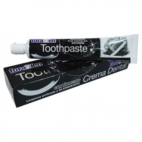 DENTIFRICE CHARCOAL CHARBON ACTIF