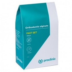 Alginate orthodontie fast